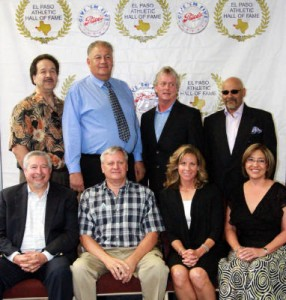 El Paso Athletic Hall of Fame 2012