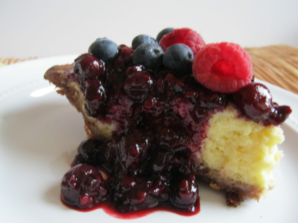 Chevre Cheesecake - Gluten Free 009