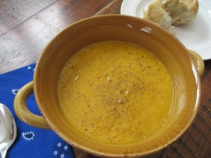 Chicken Broth, Soup and Cookies 020