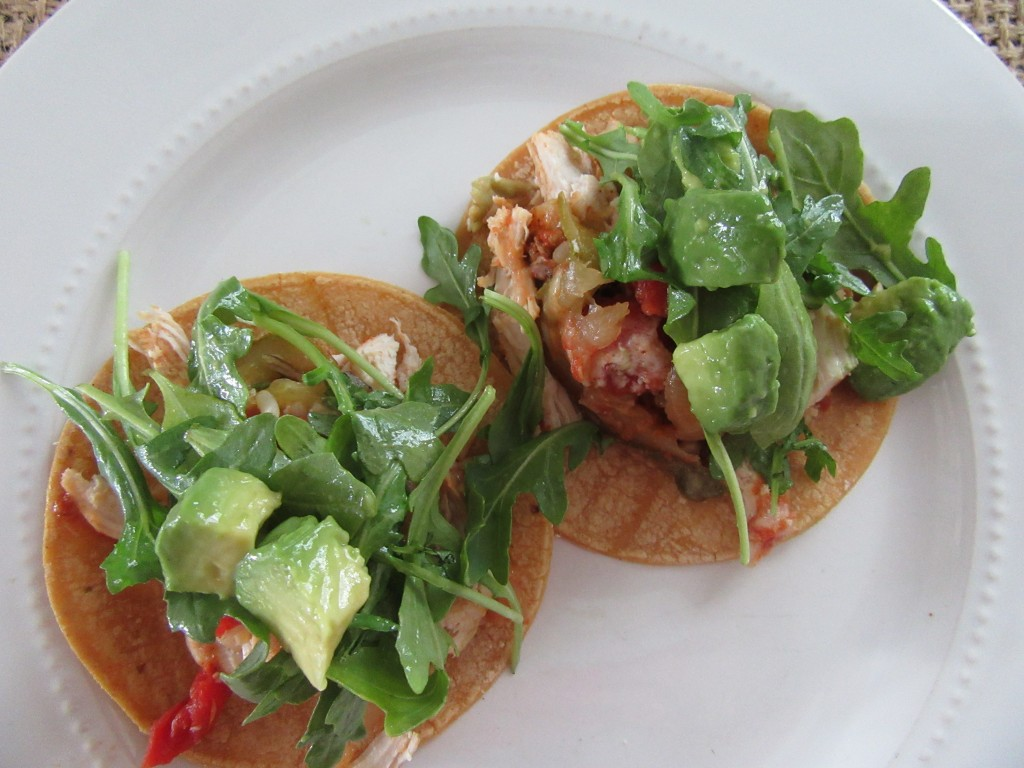 Southwest Chicken Tacos 004