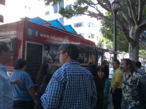 Food Truck in LA