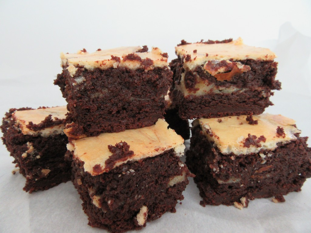 Cream Cheese Brownies 025
